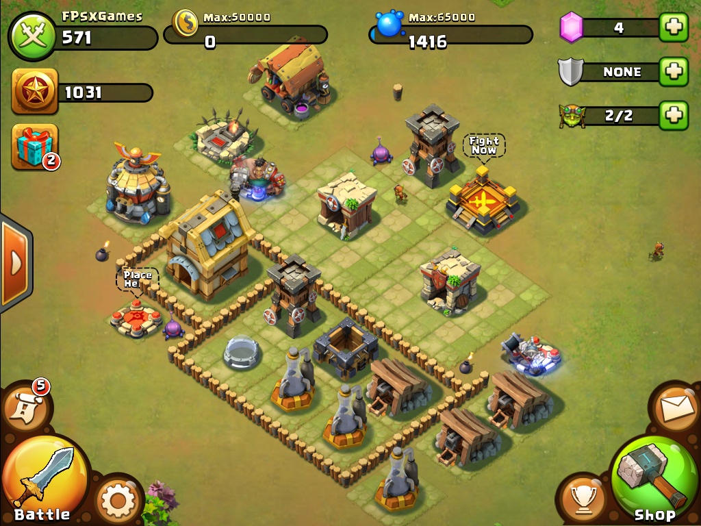 Clash Of Clans Terrific Strategy Game For Pc Android